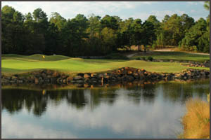 Pinehurst Golf Vacation Packages | Talamore Golf Course