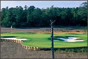 Wilmington NC Golf Packages | Carolina Nationall Golf Course